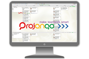 Projango | Agiles Workmanagement-System - Agile Projektmanagement-Software - Scrum & Kanban Taskboard